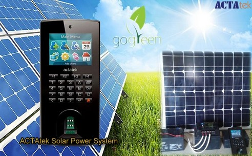 ACTAtek Solar Power System